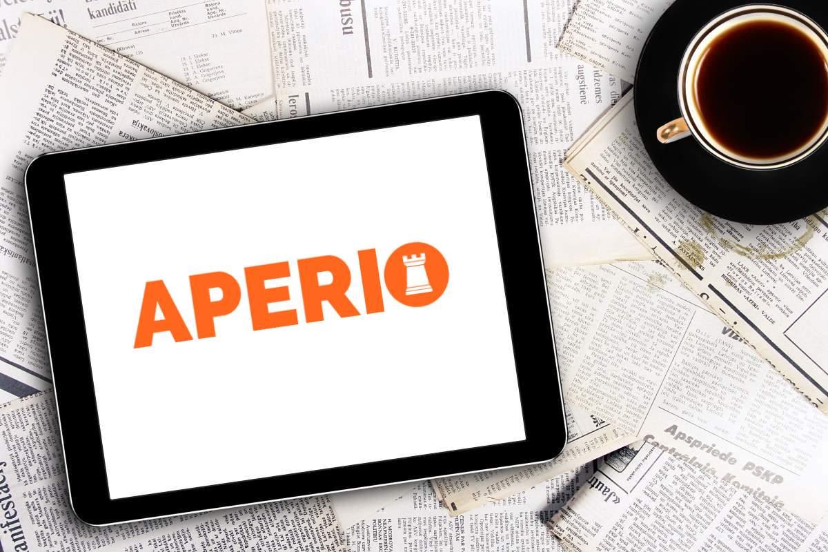 Aperio news