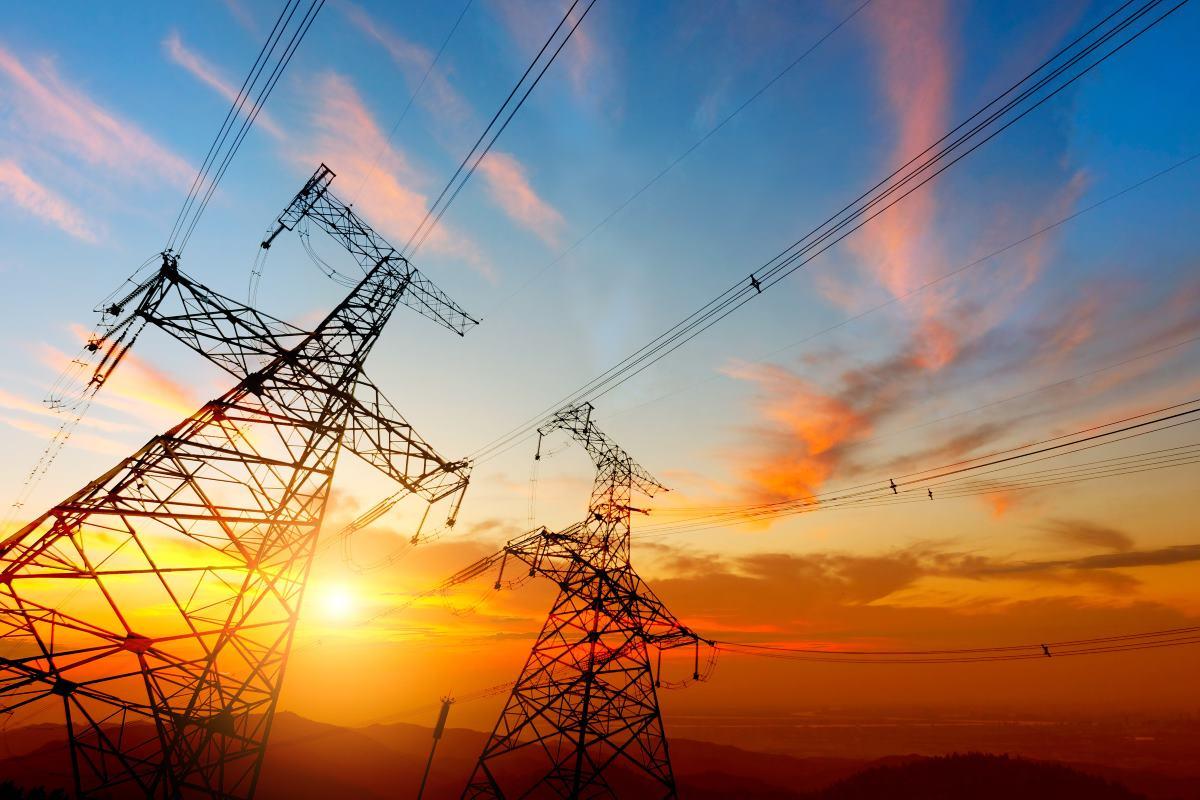 U.K. power grid