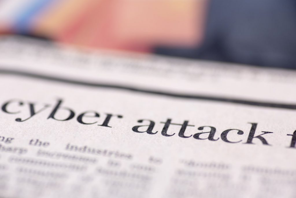 Oil Sector Hit by Cyber Attack
