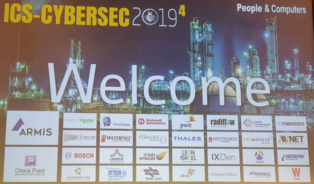 ICS Cybersec conference update