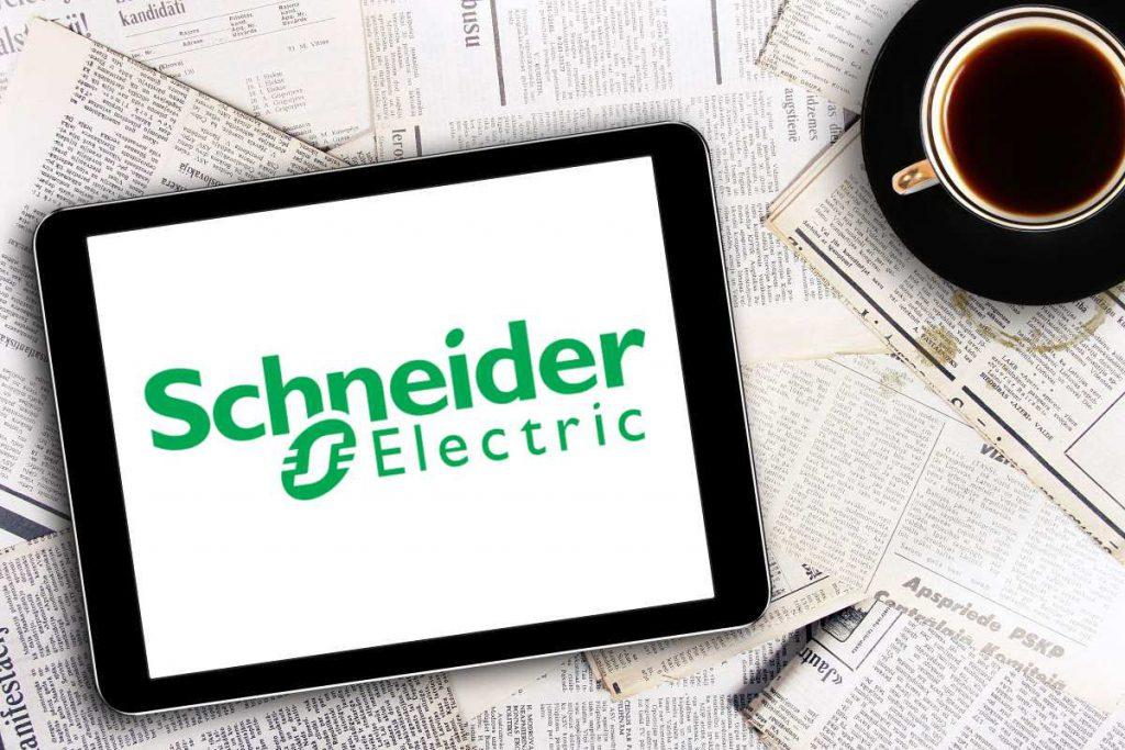 Schneider Electric digital twin technology