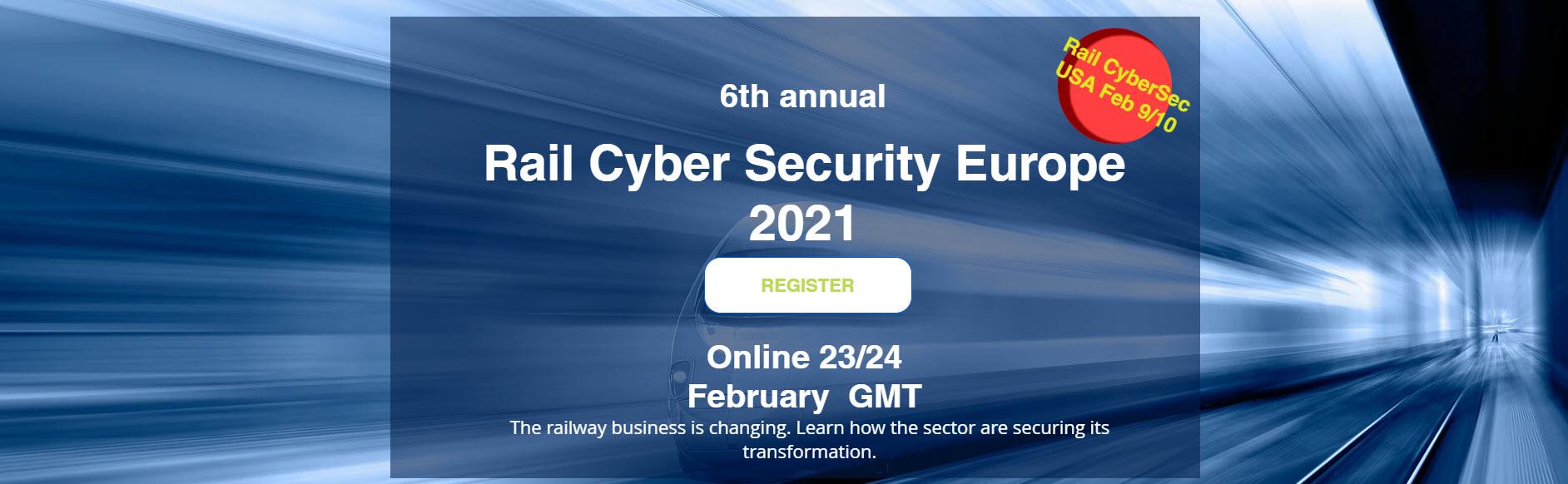 rail cyber Europe