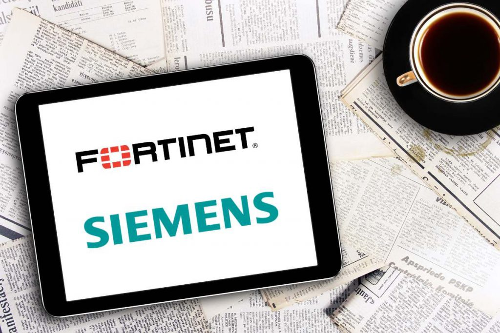 Fortinet and Siemens