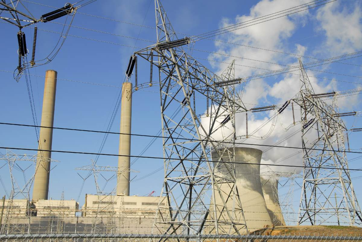 cyber attack on power grid