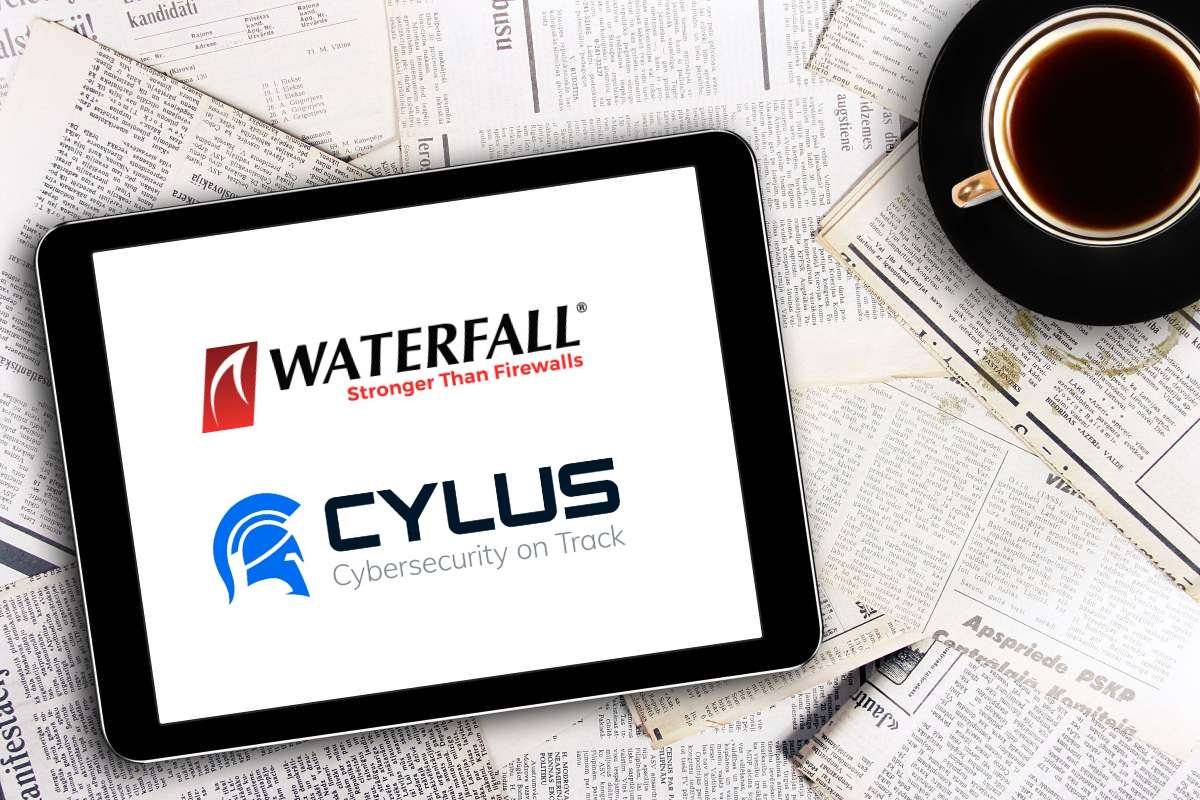 Waterfall and Cylus s