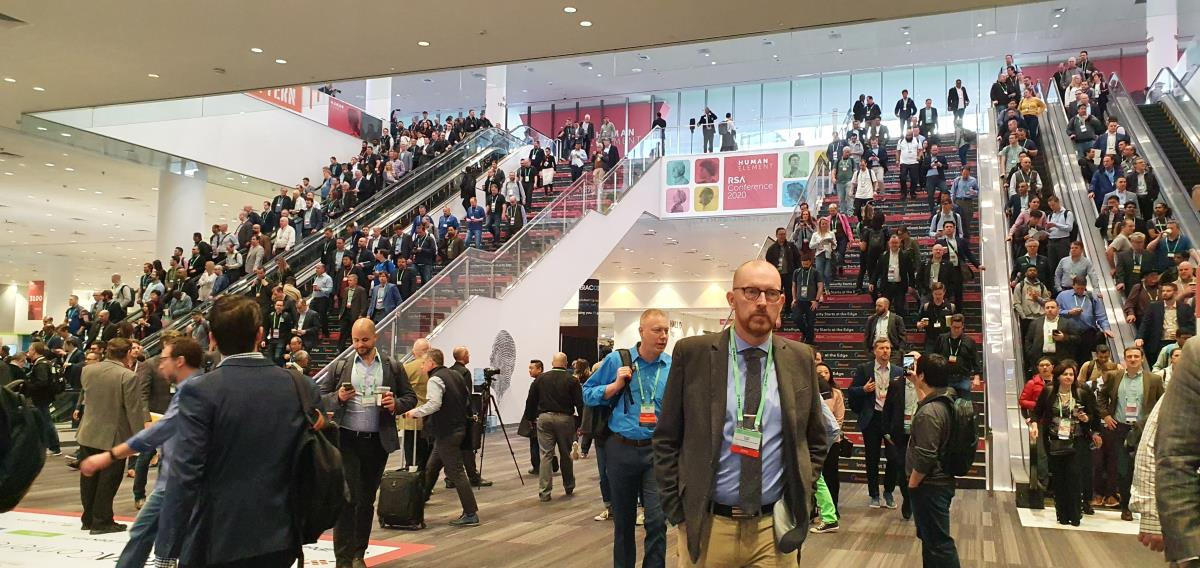 Continued Coverage of RSA Conference 2020