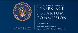 U.S. Cyberspace Solarium Commission calls for a realignment in relations between the public sector and private sector