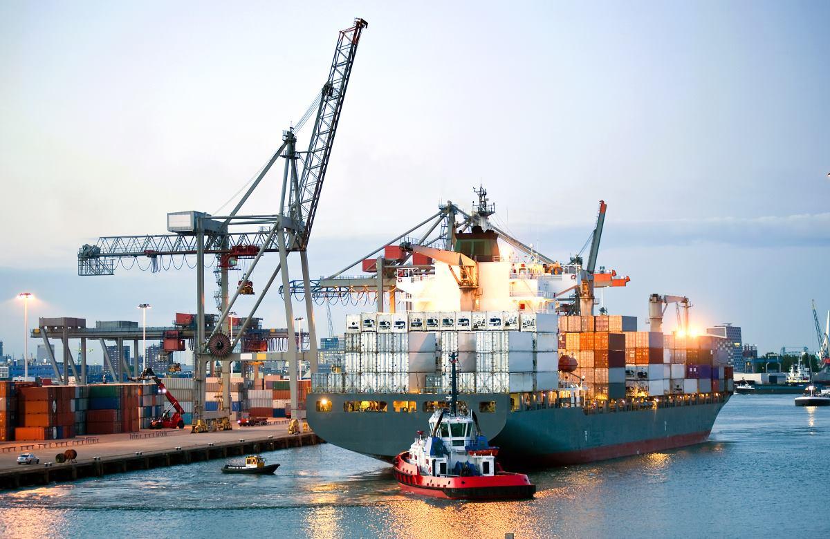 Iranian port