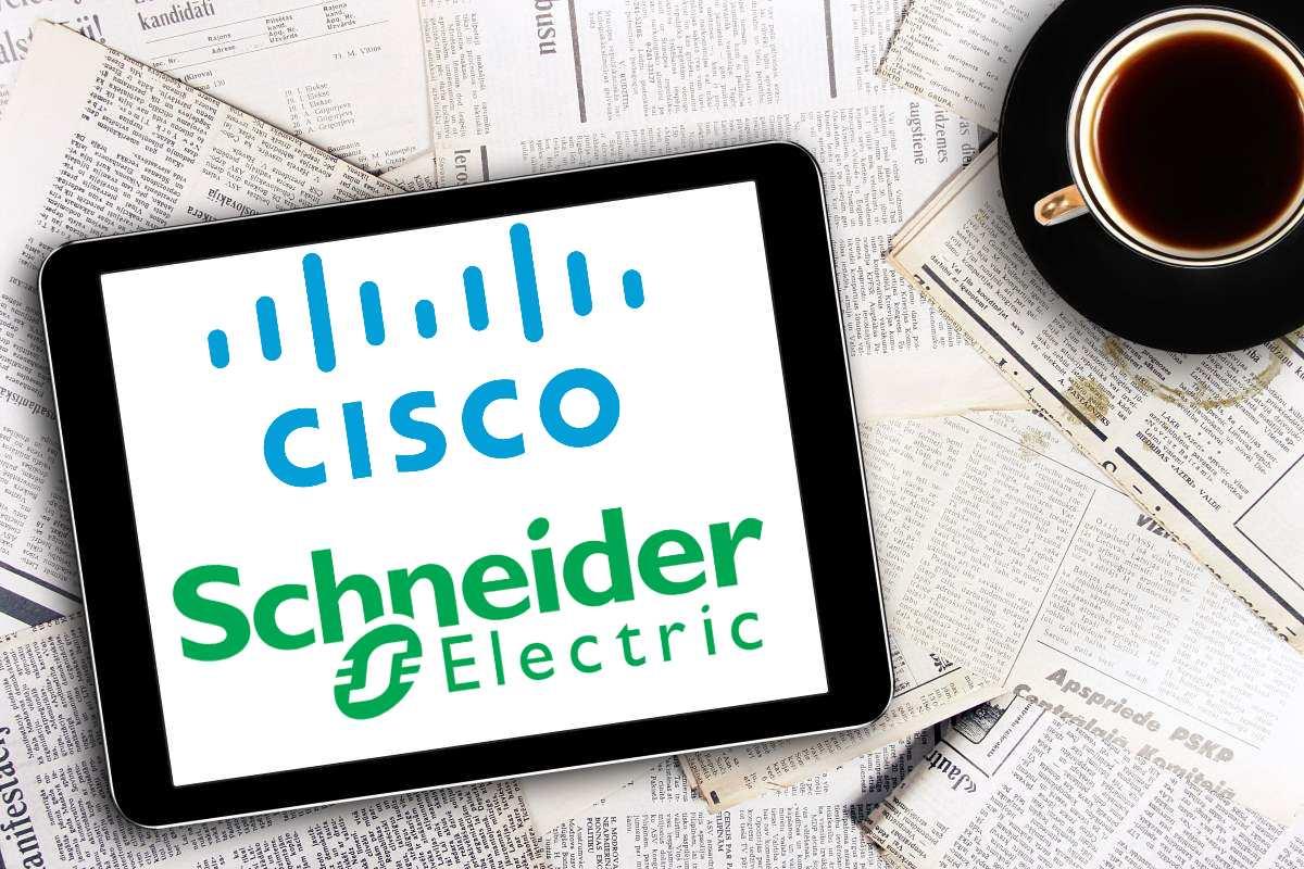 Schneider & Cisco