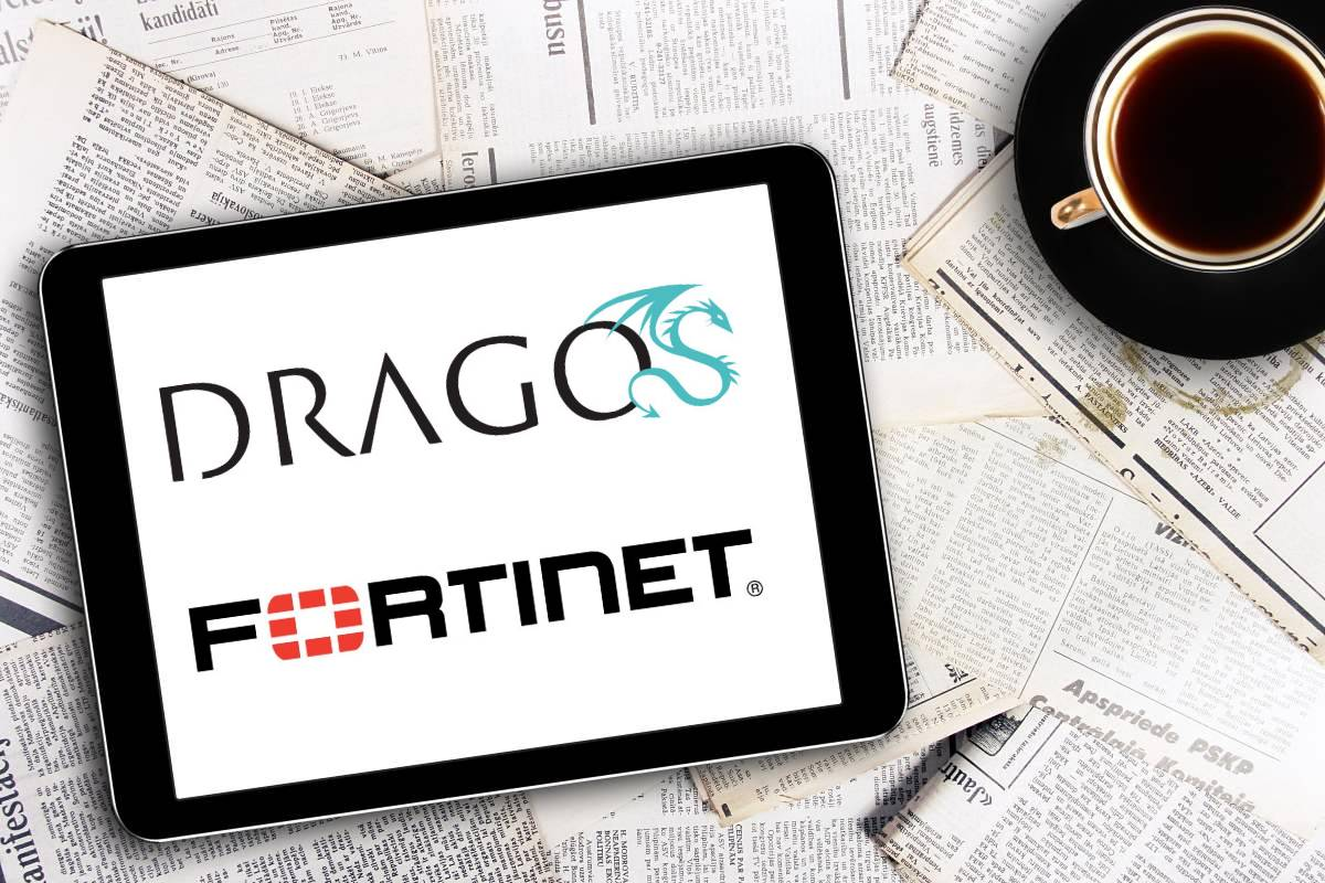 Dragos industrial network