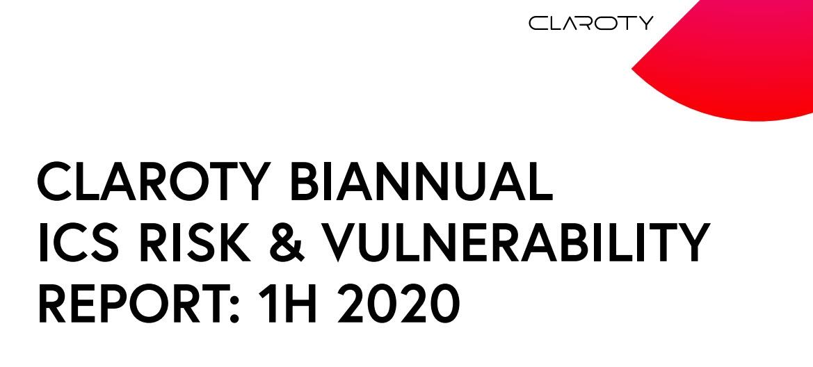 Clarory report on ICS vulnerabilities