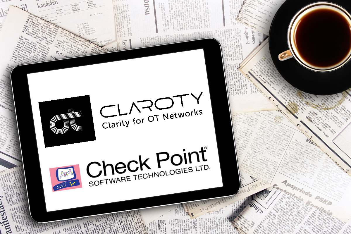technical alliance claroty & chekcpoint