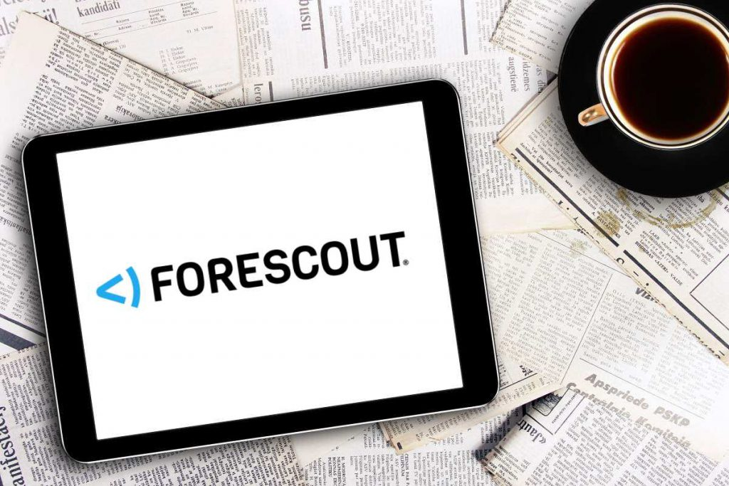 Forescout security partnership