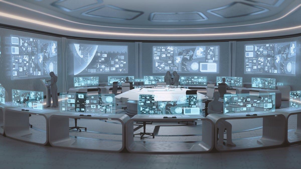 NIAC command center