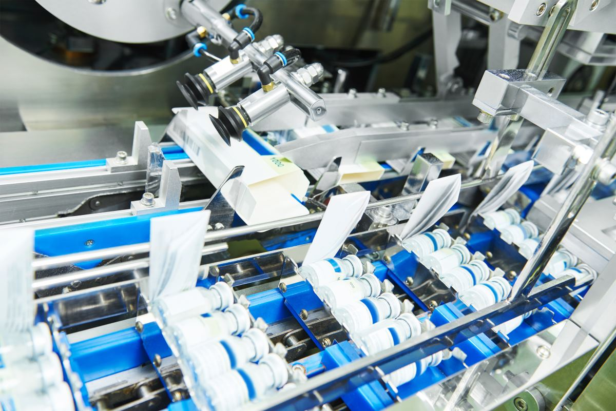 Pharmaceutical Manufacturing Security