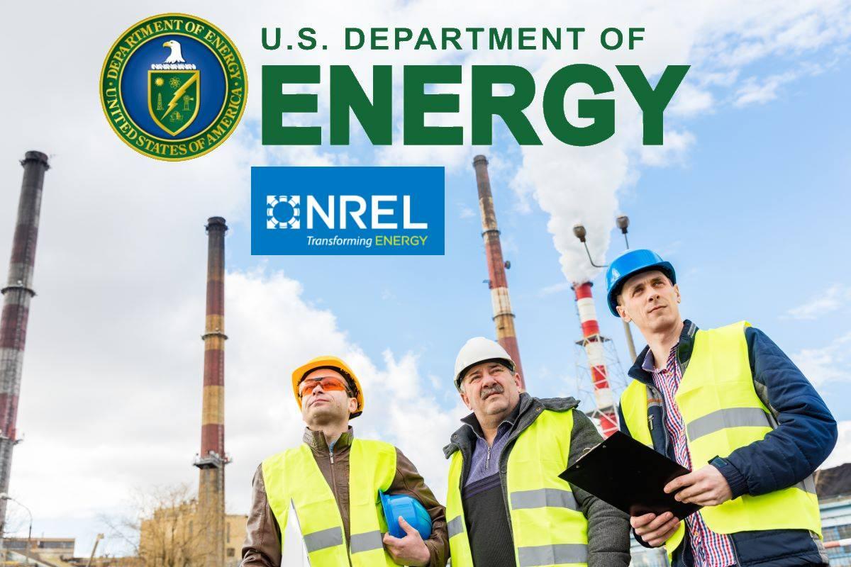 NREL distributed energy