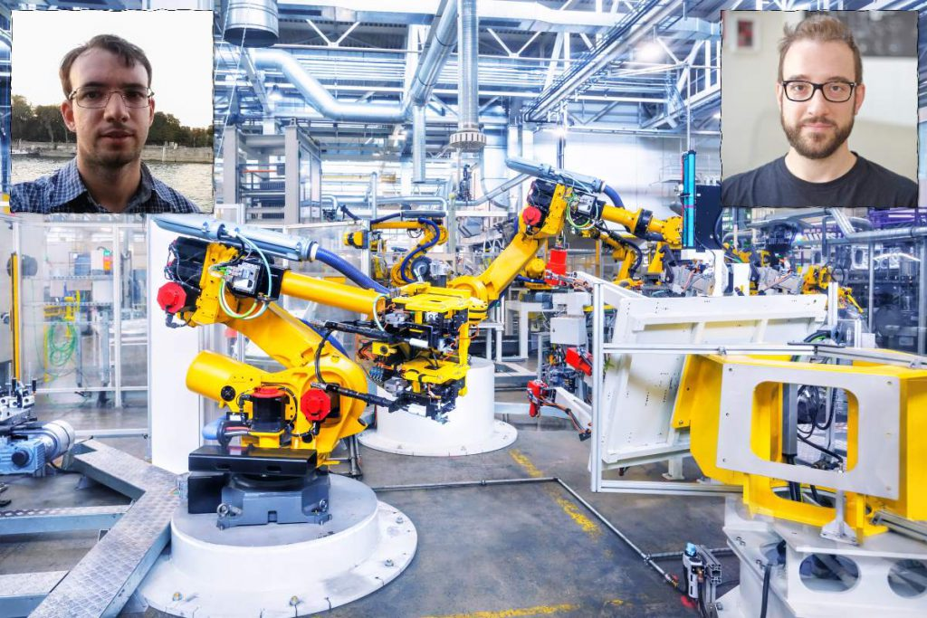 robot industrial cybersecurity