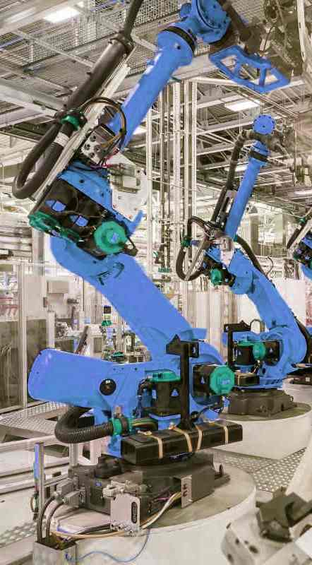 Securing Industrial Robots