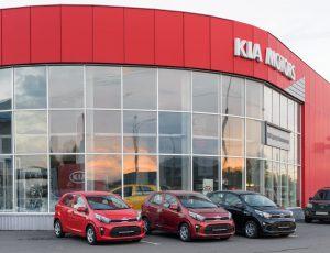 Kia systems outage
