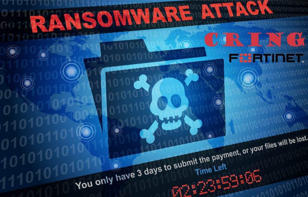 Cring ransomware exploits vulnerability