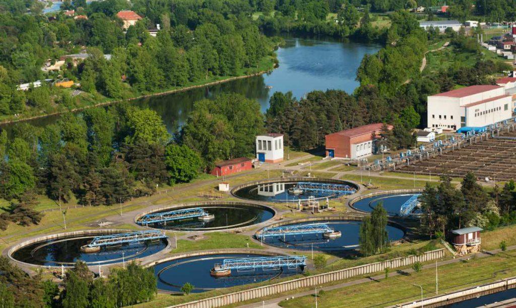 water infrastructure
