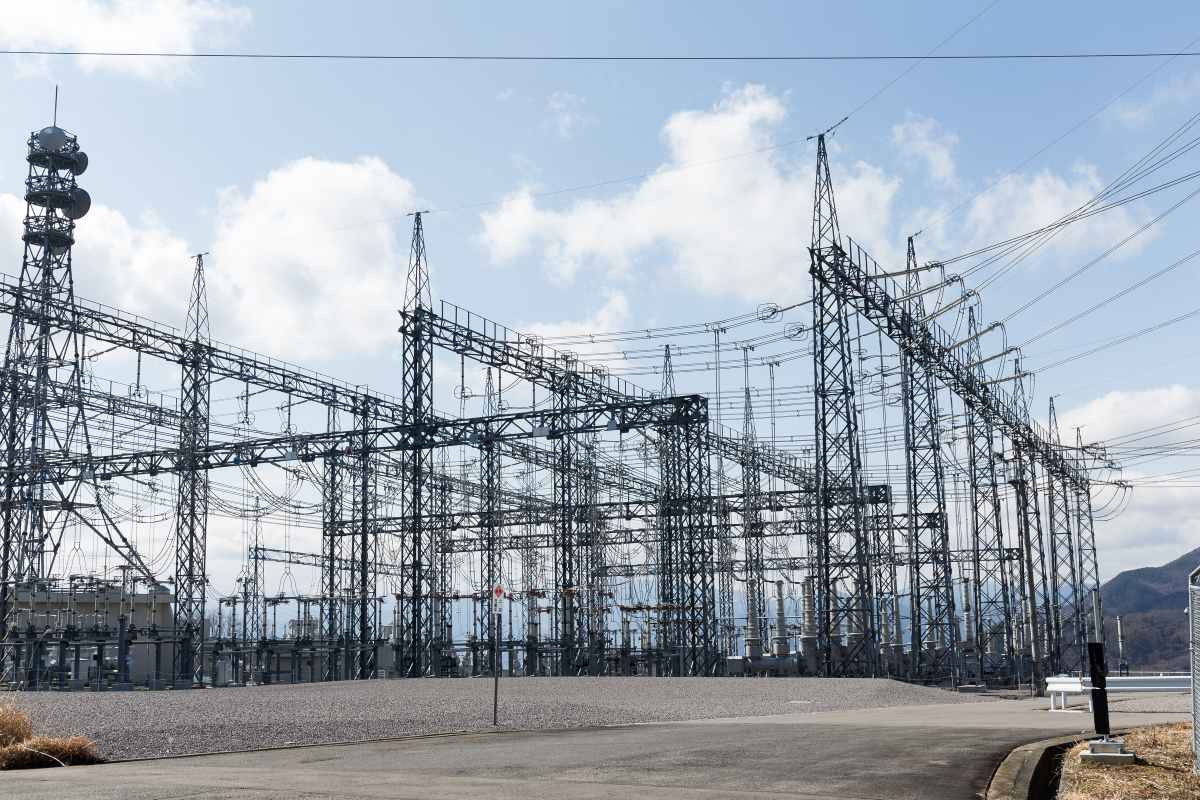 electric grid security
