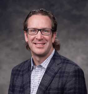 Chris Bihary, the co-founder and CEO of Garland Technology
