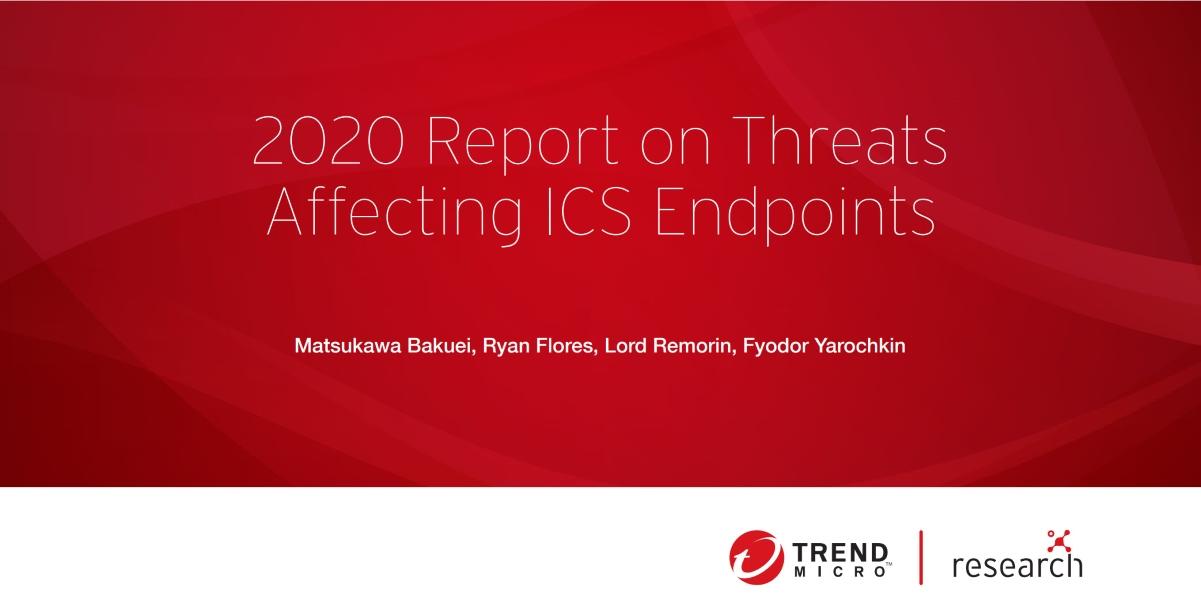 ICS endpoints