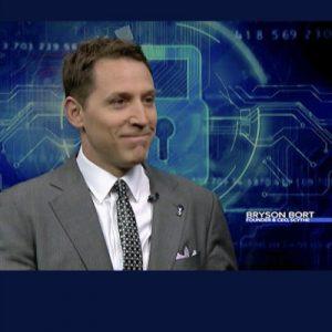 Bryson Bort, the CEO of Scythe