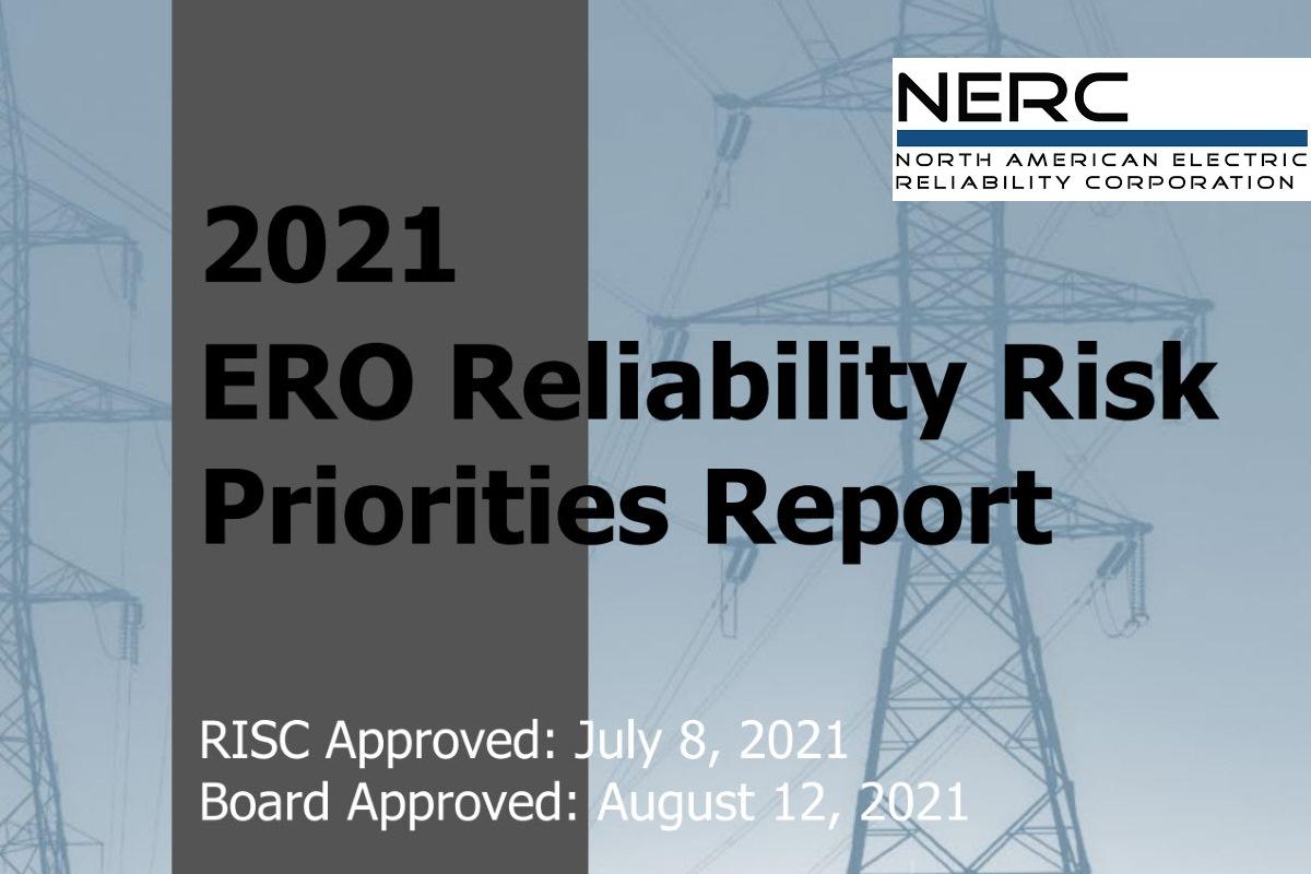 NERC report