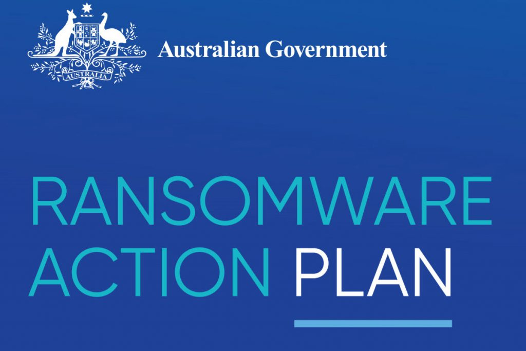 Ransomware Action Plan