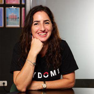 Avital Sincai, COO and co-founder of Cydome